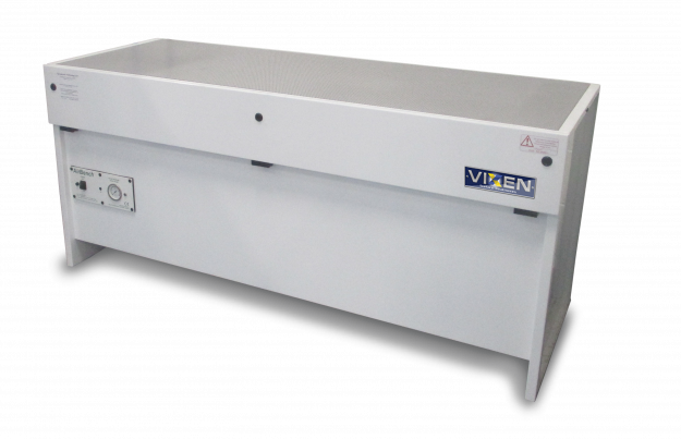 Downdraft Air Bench